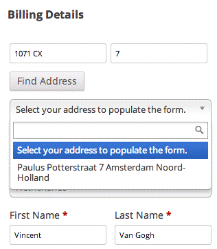 This extension Postcode / Address Validation helps you integrate your store to some of the popular address validation services.