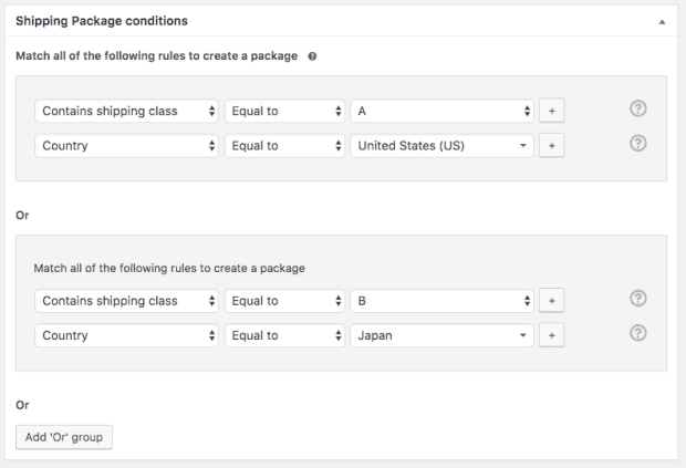 With the WooCommerce Advanced Shipping Packages extension you can split your cart and create different packages.