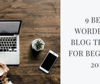 Best WordPress Blog Themes For Beginners