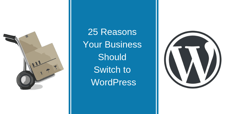 Reasons Your Business Should Switch to WordPress