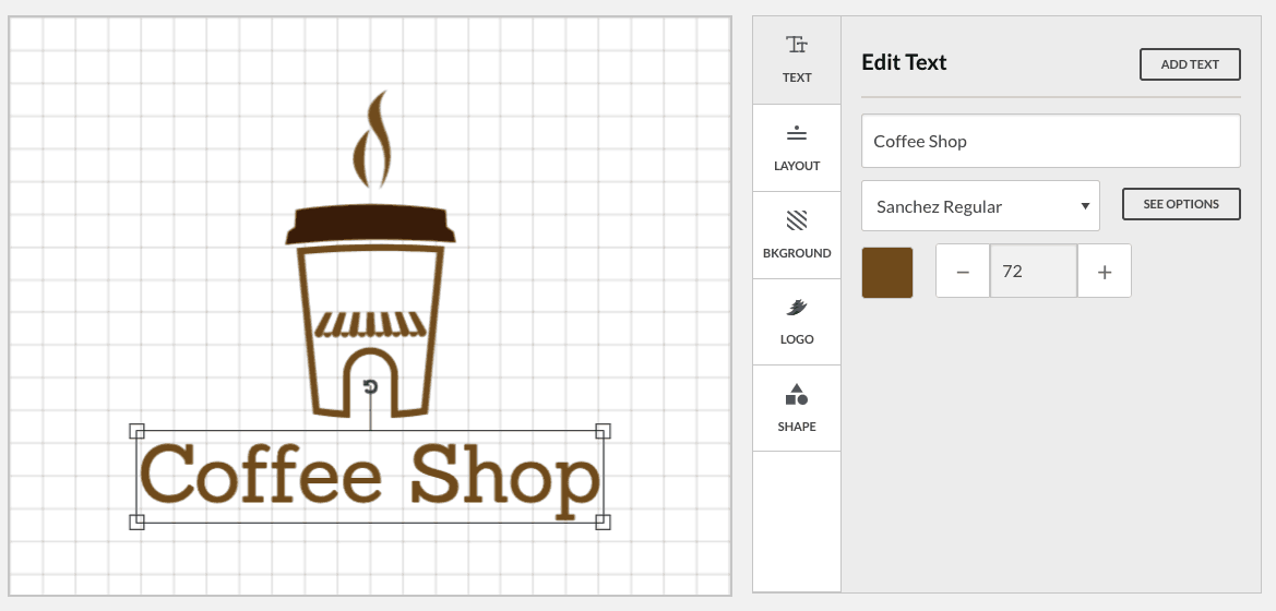 Coffee Shop Customize