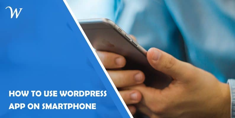 Use WordPress on Smartphone