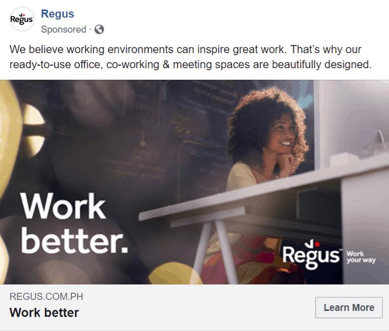 Regus Ad