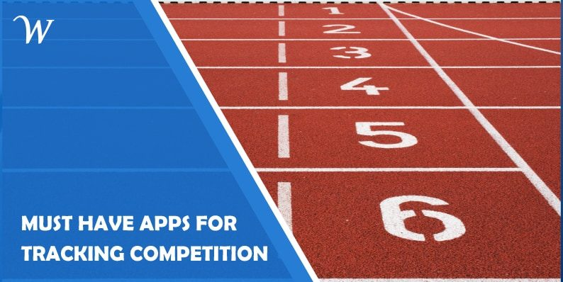 Apps for Tracking Competition
