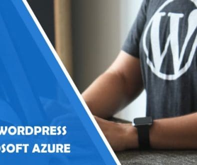Install WordPress in Azure