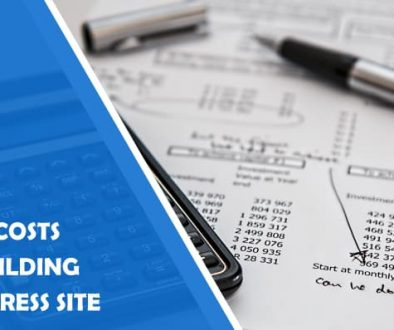 Cutting Costs WordPress Site