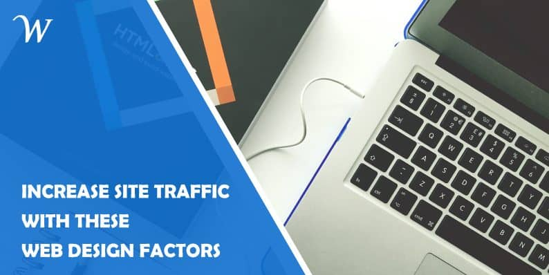 Increase Site Traffic Web Design