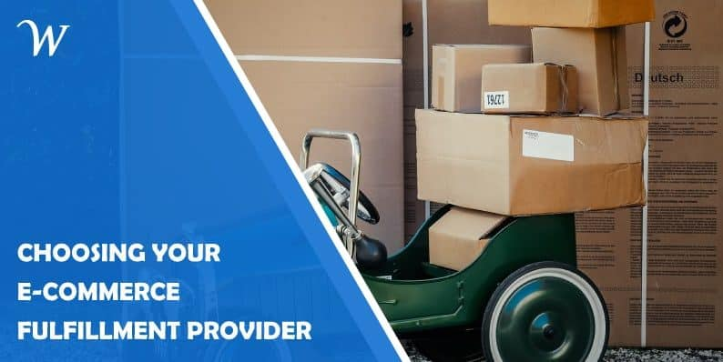 Choosing fulfillment provider