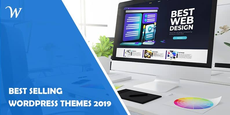 Best Selling WordPress Themes 2019