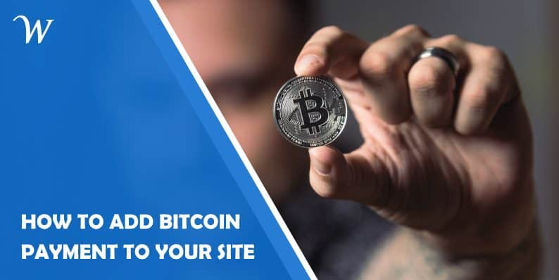 Add Bitcoin Payment to Your Site