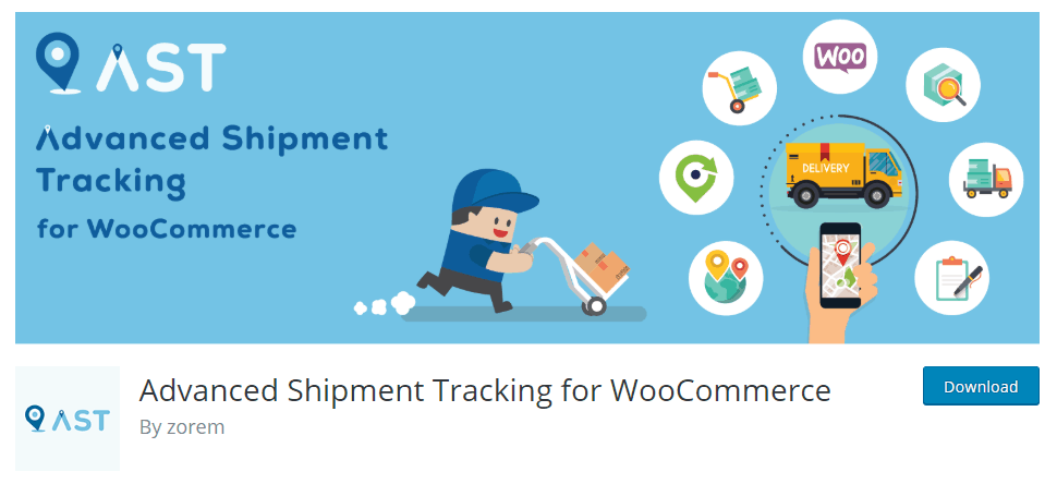 Advanced Shipping Tracking