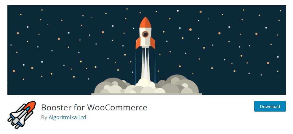 Booster for Ecommerce