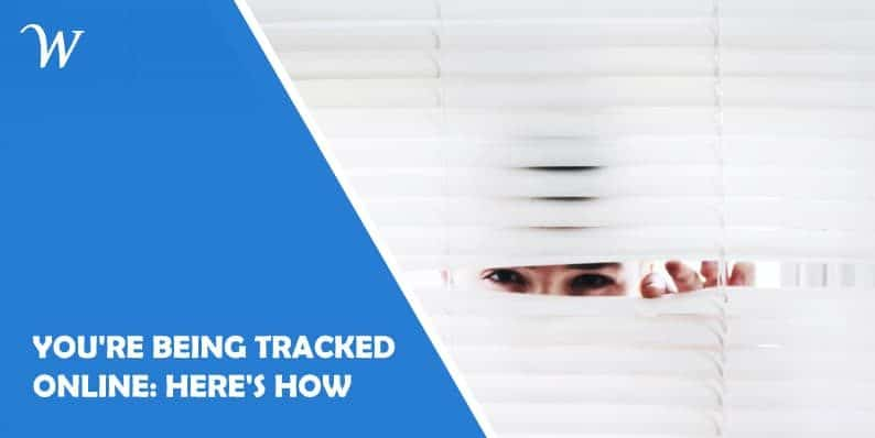 How you are tracked online