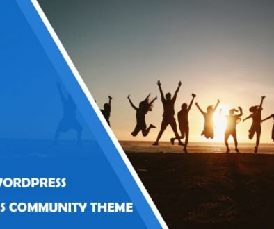 buddyx wordpress buddypress community theme