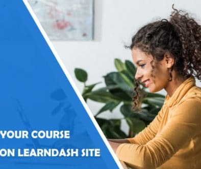 Empower course creators on LearnDash site