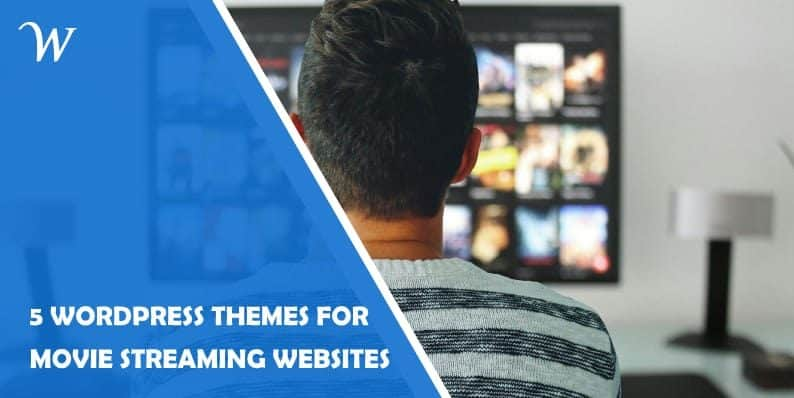 WordPress Themes for Movie Streaming