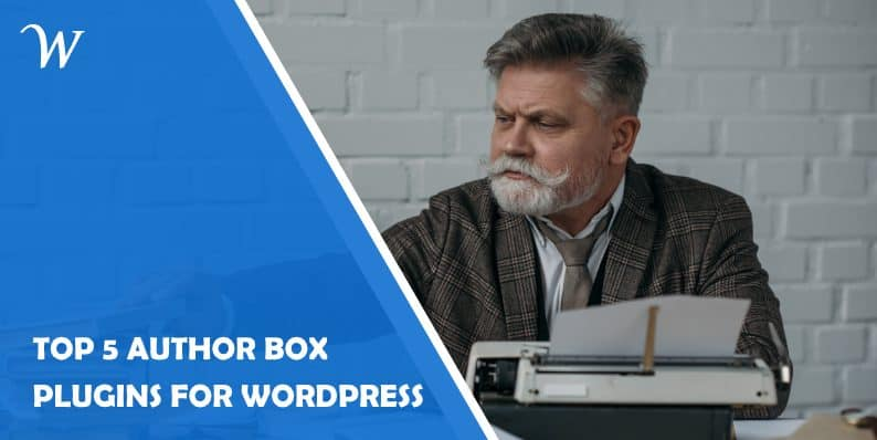 5 Author Box Plugins For WordPress