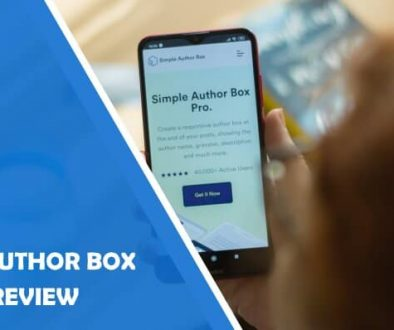 Simple Author Box Review