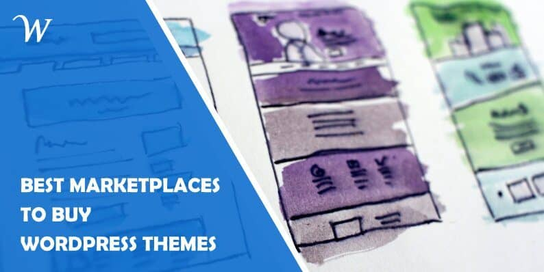 Best Marketplaces to Buy Wordpress Themes