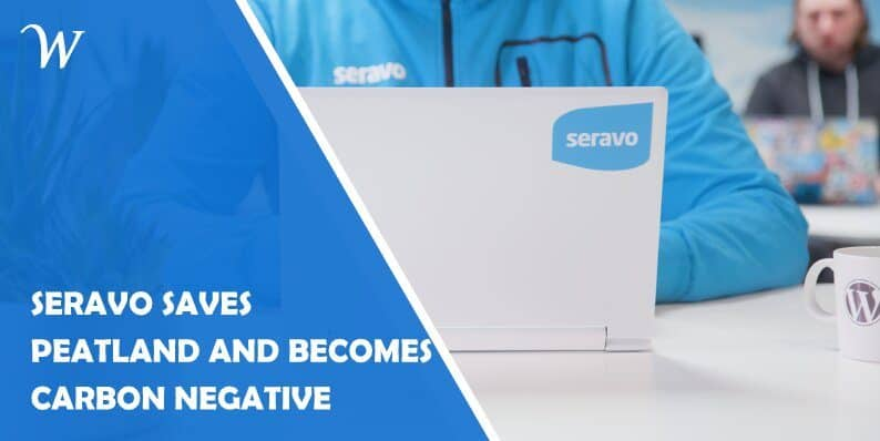 Wordpress Hosting Company Seravo Saves Peatland and Becomes Carbon Negative