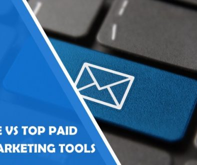 Top 5 Free Vs Top 5 Paid Email Marketing Tools
