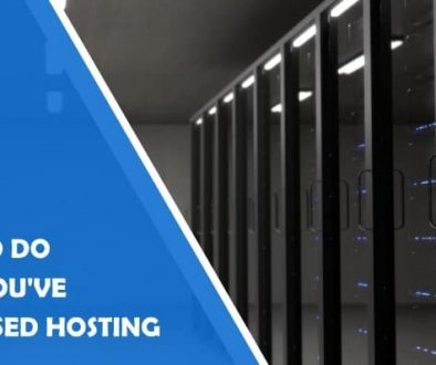 What to Do After You've Purchased Hosting