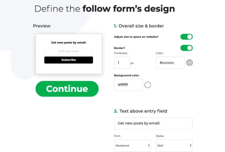 Follow it design