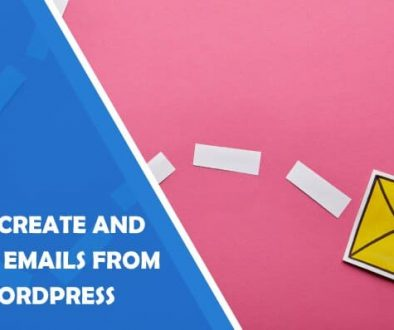 How to Create and Manage Emails From Inside WordPress