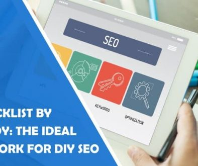 SEO Checklist by SEOBUDDY: The Ideal Framework for DIY SEO