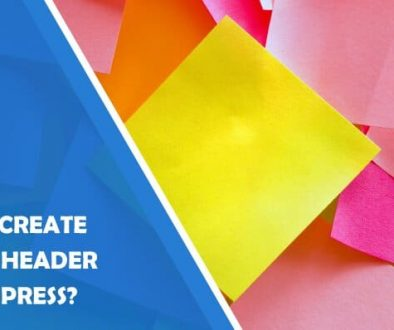 How to Create a Sticky Header in WordPress?