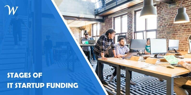 Stages of IT Startup Funding