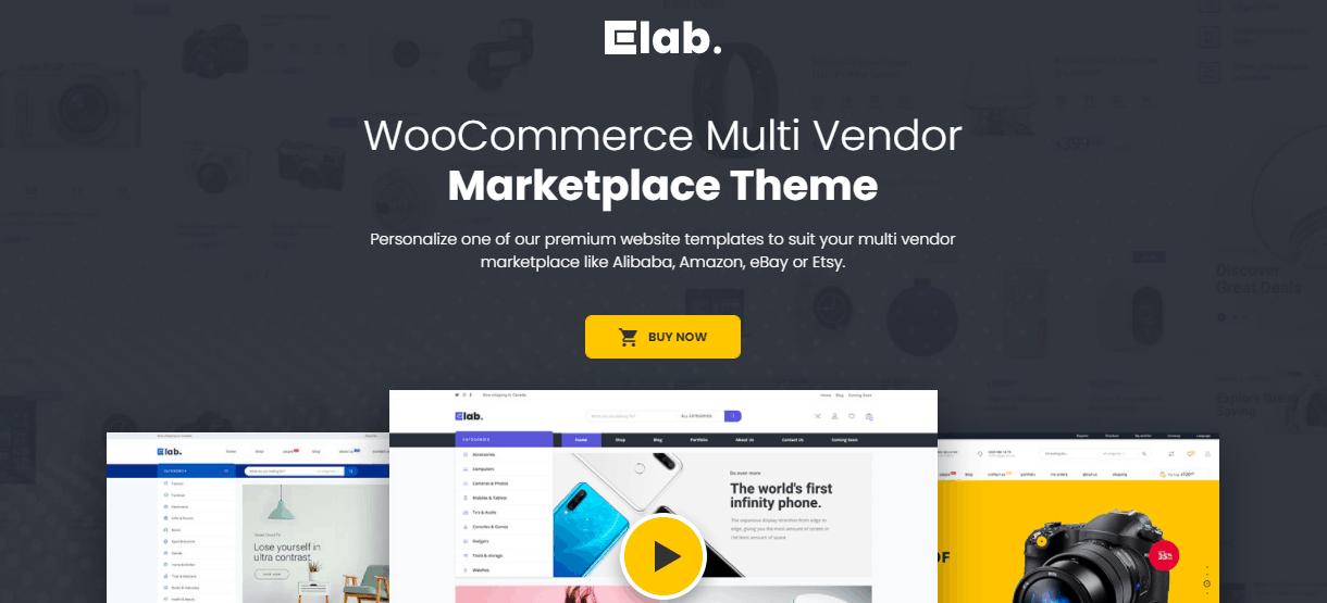 eLab theme