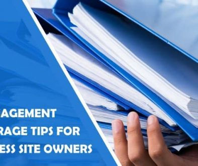 3 File Management and Storage Tips for WordPress Site Owners