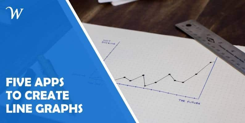 Five Apps for Creating Line Graphs