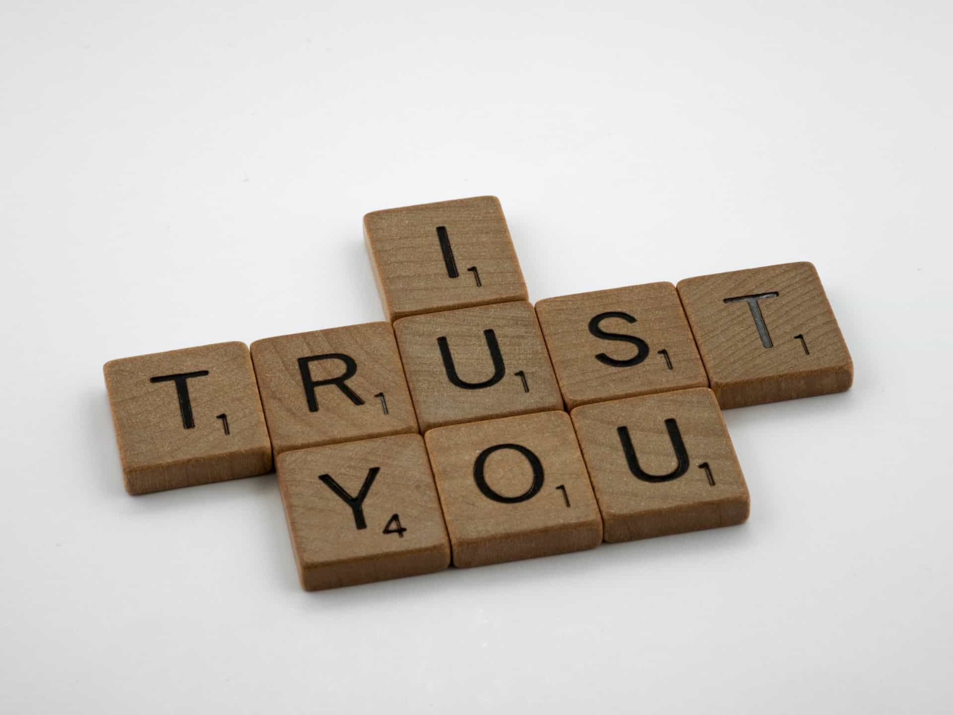 I trust you blocks
